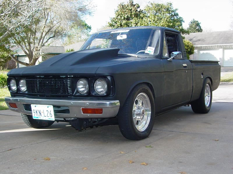 LUVTruck com • View topic - 76 Chevy LUV For Sale TPI305
